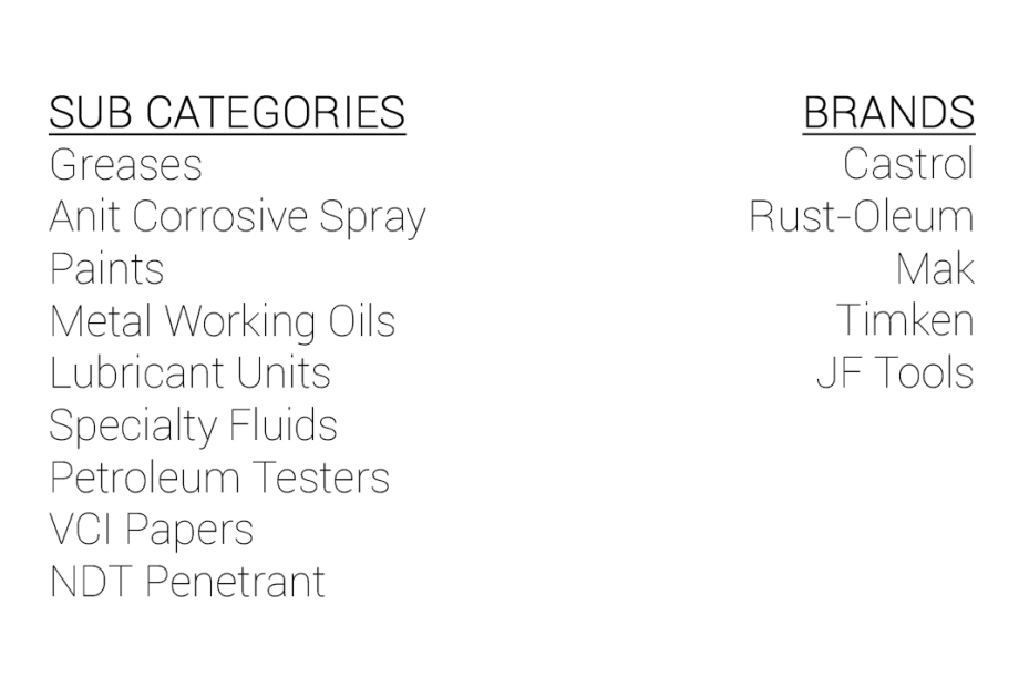 Lubrication and Oil